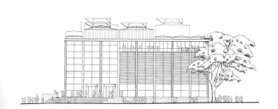 Plan face © Foster + Partners