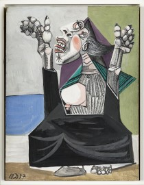 Pablo Picasso, <em>La Suppliante,</em> 1937