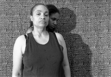 Momme Portrait Series (Shadow), 2008
